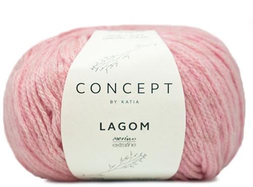 Katia Lagom 114 Light pink