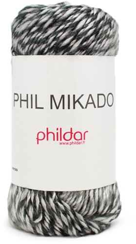 Phildar Phil Mikado 1370 Mineral