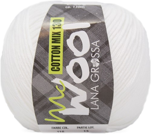 Lana Grossa Cotton Mix 130 116