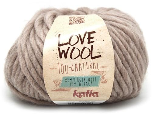 Katia Love Wool 119 Beige