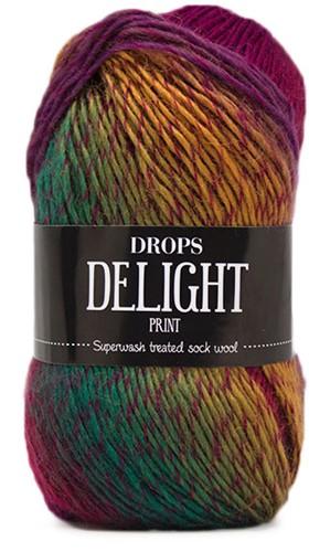Drops Delight 11 Lilac-green
