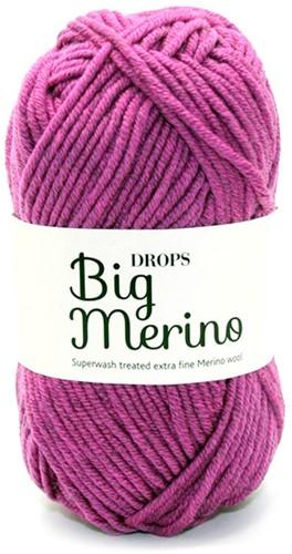 Drops Big Merino Mix 11 Pruim
