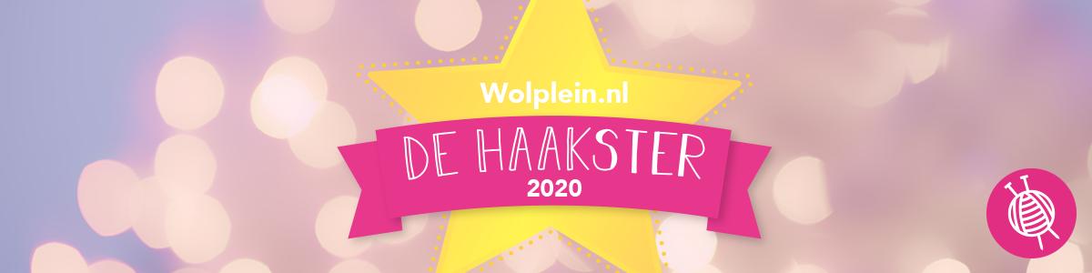 BEN JIJ DE HAAKSTER 2020? - SCHRIJF JE NU IN!