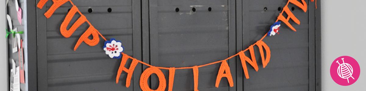WK slinger haken: Hup Holland Hup