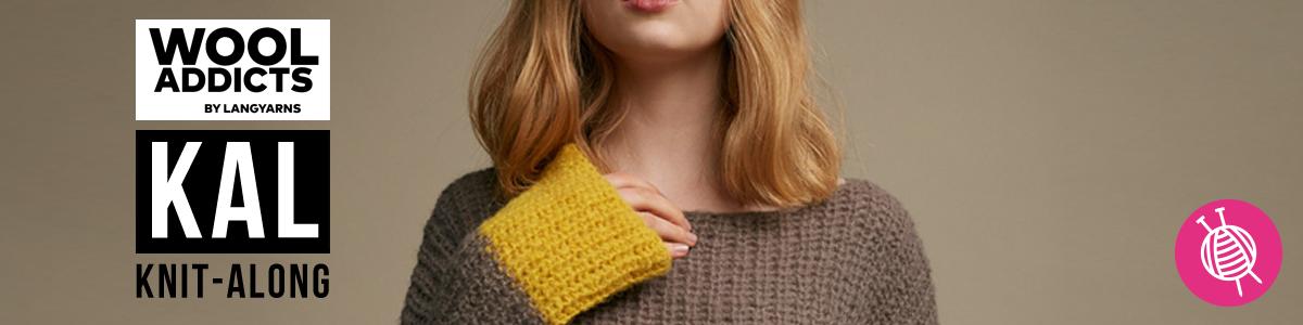 Leer een trui breien - KAL - uitleg met video's & gratis patroon