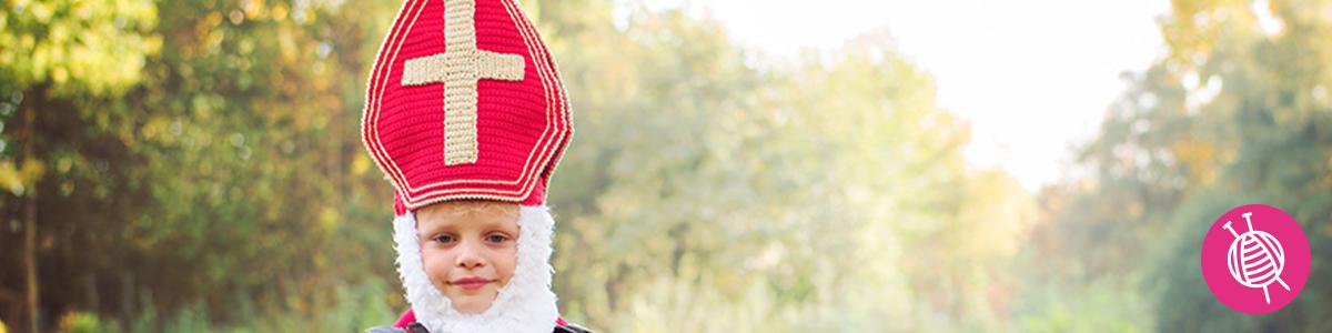 Sinterklaas mijter haken