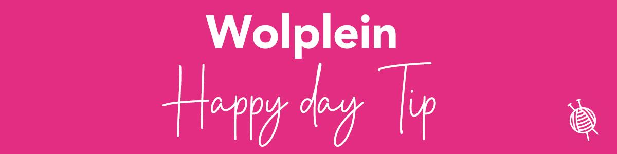 Gek op handwerken? Bekijk de Happy Day Tips!