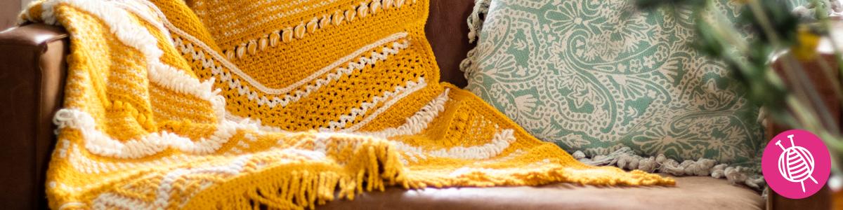 Alle info over de Droomdeken 3.0 CAL 2019 | een droom van een deken voor haaksters