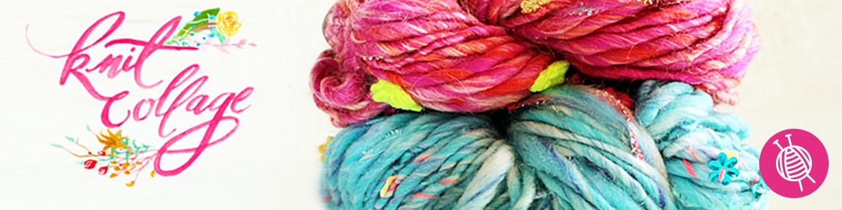 Knit Collage garens brengen je breiwerk tot leven!