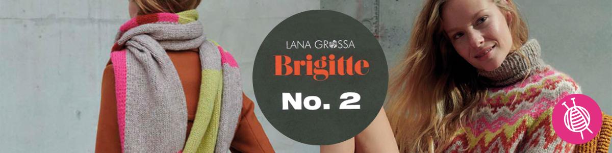 Lana Grossa Brigitte No.2 - gratis breipatronen