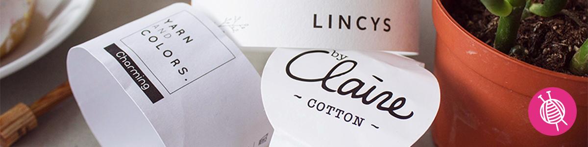 Label – Nuttige info over het garen