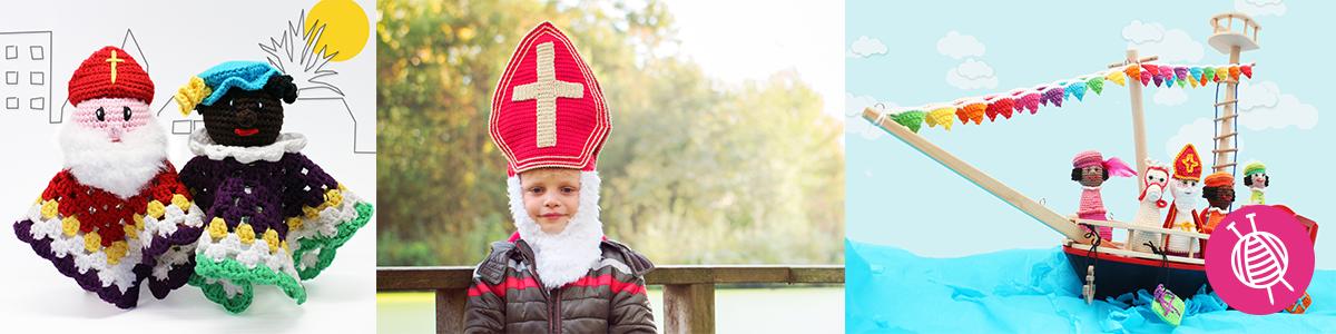 Sinterklaas haakpatronen