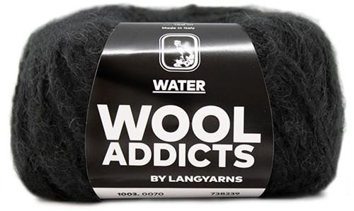 Wooladdicts To-Ease-Sorrow Trui Breipakket 11 XL Anthracite