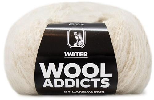 Wooladdicts To-Ease-Sorrow Trui Breipakket 13 S Off-White
