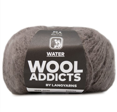 Wooladdicts To-Ease-Sorrow Trui Breipakket 14 M Sand