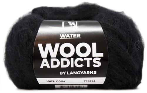 Wooladdicts To-Ease-Sorrow Trui Breipakket 2 L Black