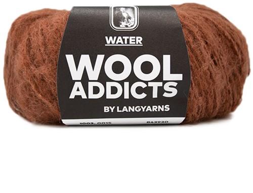 Wooladdicts To-Ease-Sorrow Trui Breipakket 5 XL Amber