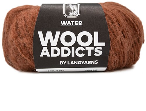 Wooladdicts To-Ease-Sorrow Trui Breipakket 5 M Amber