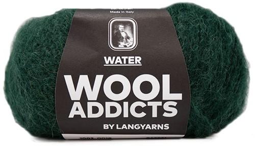 Wooladdicts To-Ease-Sorrow Trui Breipakket 6 M Moss