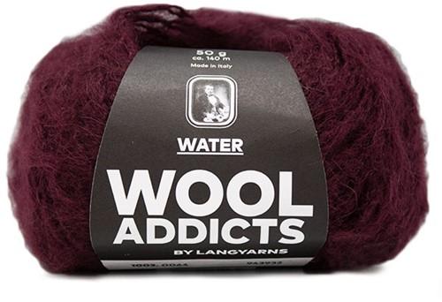 Wooladdicts To-Ease-Sorrow Trui Breipakket 9 L Sunset