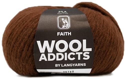Wooladdicts Wild Wandress Trui Breipakket 4 M Amber Mélange