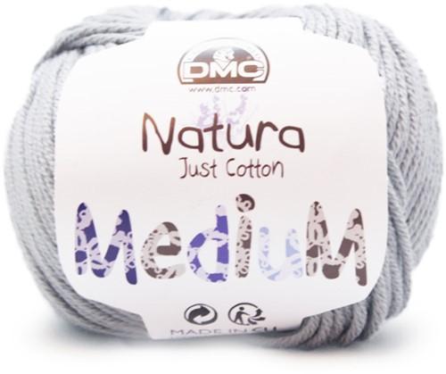 DMC Natura Medium 120 Aluminium