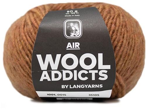 Wooladdicts City Life Trui Breipakket 5 L Amber Mélange
