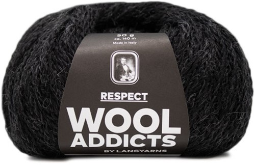 Wooladdicts Seductive Secret Vest Breipakket 9 S Anthracite