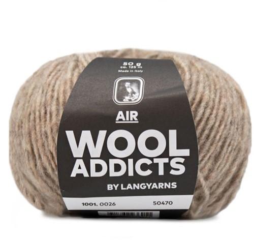 Wooladdicts Dramatic Dreamer Trui Breipakket 7 L Beige