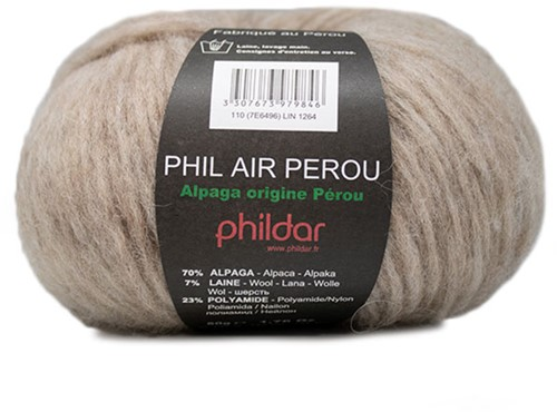 Phildar Phil Air Perou 1264 Lin