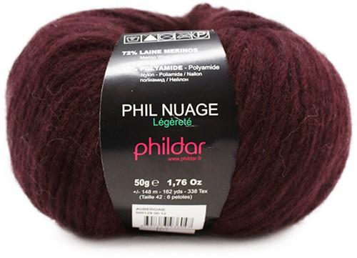 Phildar Phil Nuage 1349 Aubergine