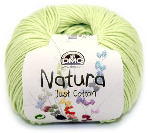DMC Cotton Natura N12 Light Green