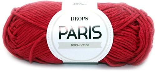 Drops Paris 12 Rood