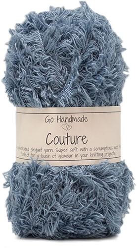 Go Handmade Couture 12 Jeans Blue