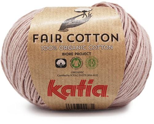Katia Fair Cotton 12 Sepia Brown