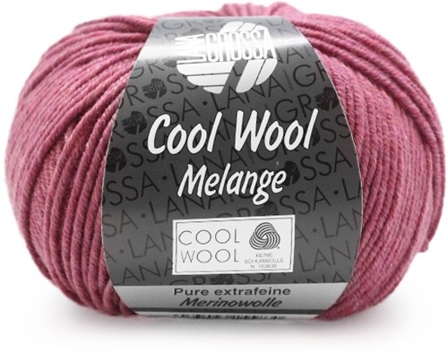 Lana Grossa Cool Wool Melange 130