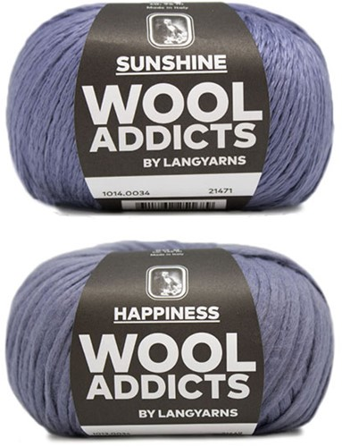 Wooladdicts Empty Promise Tas Breipakket 4 Jeans