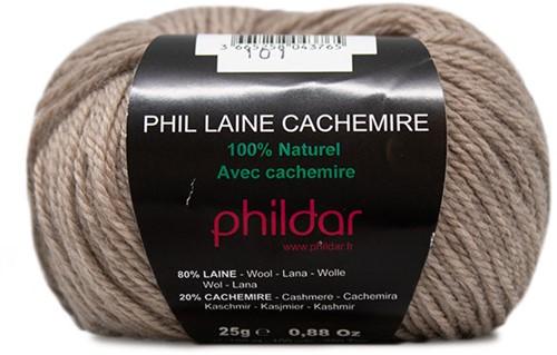 Phildar Phil Laine Cachemire 1333 Renne