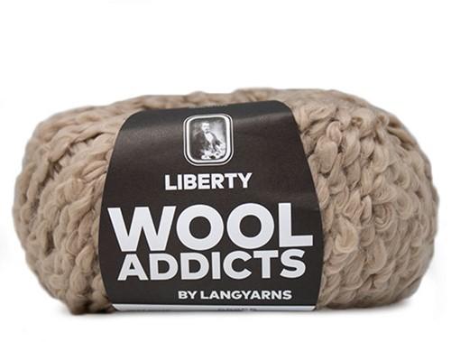 Wooladdicts Pure Pleasure T-Shirt Breipakket 5 S Camel