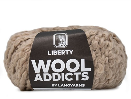 Wooladdicts Pure Pleasure T-Shirt Breipakket 5 L Camel