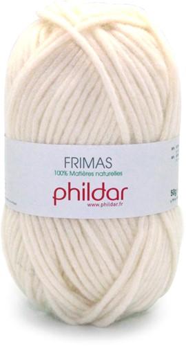 Phildar Frimas 1359 Ecru