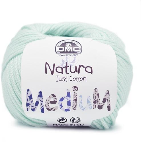 DMC Natura Medium 137 Aqua