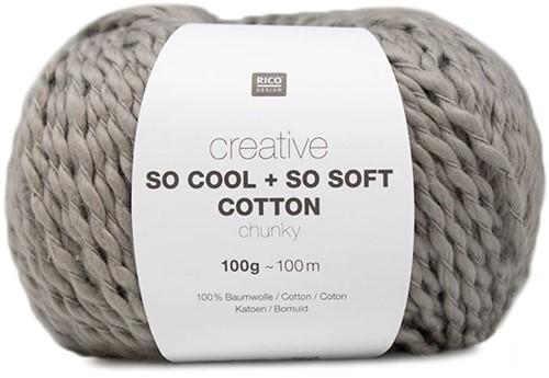 Creative So Cool + So Soft Cardigan Breipakket 2 42/46 Grey
