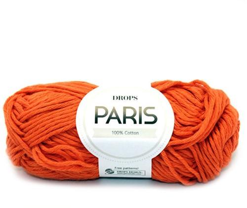 Drops Paris 13 Oranje