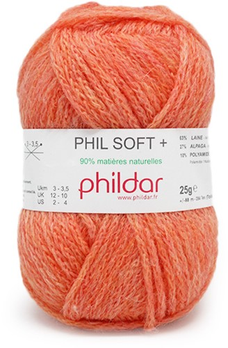 Phildar Phil Soft Plus 13 Giroflee