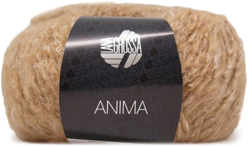 Lana Grossa Anima 13 Camel Mottled