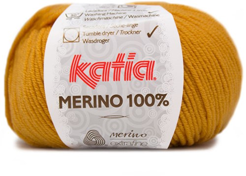 Katia Merino 100% 13 Orange