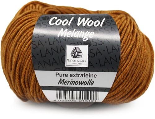 Lana Grossa Cool Wool Melange 143 Amber Mottled