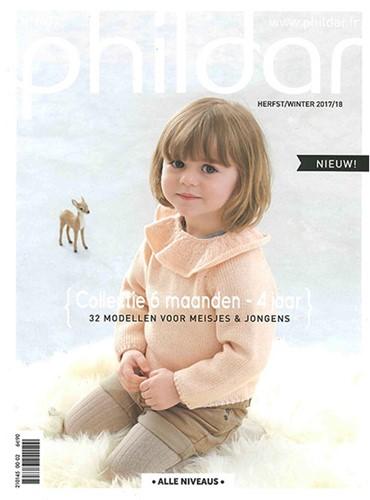 Phildar No. 145 Kinderen