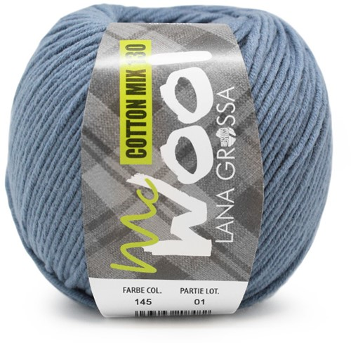 Lana Grossa Cotton Mix 130 145